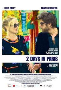 2 Dias em Paris - Poster / Capa / Cartaz - Oficial 6