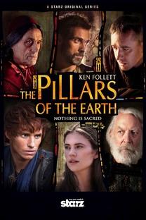 Os Pilares da Terra - Poster / Capa / Cartaz - Oficial 1