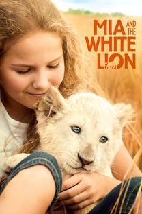 A Menina e o Leão - Poster / Capa / Cartaz - Oficial 4