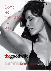 The Good Wife (4ª Temporada) - Poster / Capa / Cartaz - Oficial 1