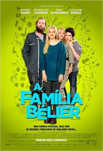 A Família Bélier - Poster / Capa / Cartaz - Oficial 1