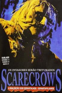Espantalhos - Poster / Capa / Cartaz - Oficial 4
