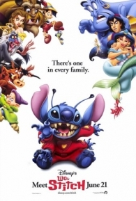 Lilo & Stitch - Poster / Capa / Cartaz - Oficial 3