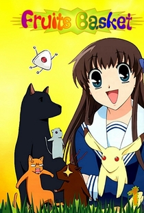 Fruits Basket - Poster / Capa / Cartaz - Oficial 36