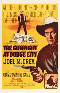 Duelo em Dodge City - Poster / Capa / Cartaz - Oficial 2