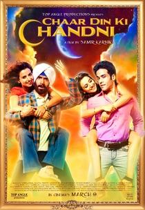 Chaar Din Ki Chandni - Poster / Capa / Cartaz - Oficial 1
