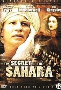 Segredo do Sahara - Poster / Capa / Cartaz - Oficial 1