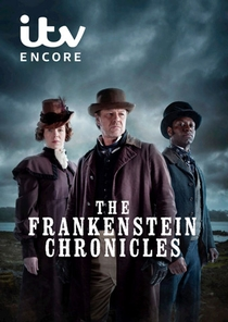 As Crônicas de Frankenstein (1º Temporada) - Poster / Capa / Cartaz - Oficial 2