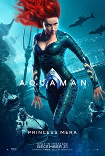 Aquaman - Poster / Capa / Cartaz - Oficial 11