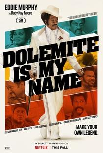 Meu Nome é Dolemite - Poster / Capa / Cartaz - Oficial 1