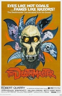 O Mestre da Morte - Poster / Capa / Cartaz - Oficial 2