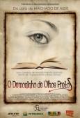 O demoninho de olhos pretos - Poster / Capa / Cartaz - Oficial 1