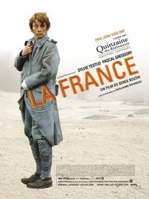 A França - Poster / Capa / Cartaz - Oficial 1