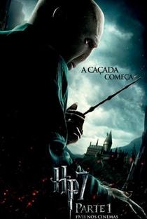 Harry Potter e as Relíquias da Morte - Parte 1 - Poster / Capa / Cartaz - Oficial 17