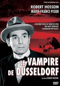 O Diabólico Vampiro de Düsseldorf - Poster / Capa / Cartaz - Oficial 2
