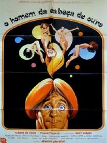 O Homem da cabeça de Ouro - Poster / Capa / Cartaz - Oficial 1