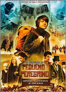 As Aventuras do Pequeno Peregrino - Poster / Capa / Cartaz - Oficial 1