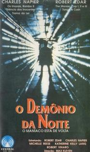 O Demônio da Noite - Poster / Capa / Cartaz - Oficial 1