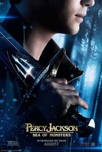 Percy Jackson e o Mar de Monstros - Poster / Capa / Cartaz - Oficial 19
