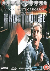 Ghosthouse - A Casa do Horror - Poster / Capa / Cartaz - Oficial 4