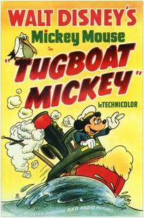 O Rebocador do Mickey - Poster / Capa / Cartaz - Oficial 1