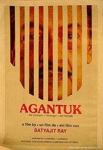 O Estrangeiro - Poster / Capa / Cartaz - Oficial 1