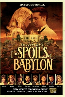 The Spoils of Babylon - Poster / Capa / Cartaz - Oficial 1