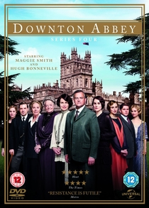 Downton Abbey (4ª Temporada) - Poster / Capa / Cartaz - Oficial 4