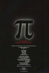 Pi - Poster / Capa / Cartaz - Oficial 1