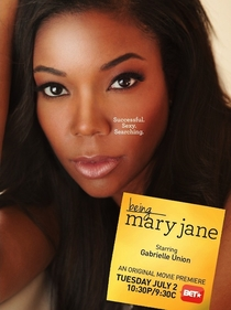 Being Mary Jane (1ª Temporada) - Poster / Capa / Cartaz - Oficial 2
