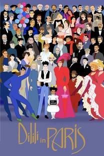 Dilili em Paris - Poster / Capa / Cartaz - Oficial 4