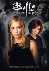 Buffy, a Caça-Vampiros (4ª Temporada) - Poster / Capa / Cartaz - Oficial 1