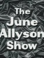 The DuPont Show with June Allyson  - Poster / Capa / Cartaz - Oficial 1