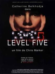 Nível Cinco - Poster / Capa / Cartaz - Oficial 1