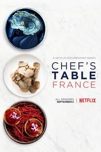 Chef's Table: França - Poster / Capa / Cartaz - Oficial 1