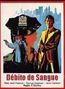Débito de Sangue - Poster / Capa / Cartaz - Oficial 2
