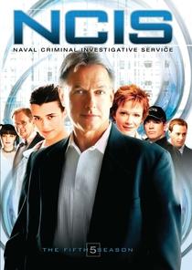 NCIS: Investigações Criminais (5ª Temporada) - Poster / Capa / Cartaz - Oficial 1
