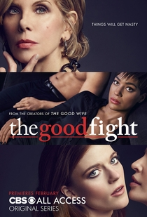 The Good Fight  (1ª Temporada) - Poster / Capa / Cartaz - Oficial 2