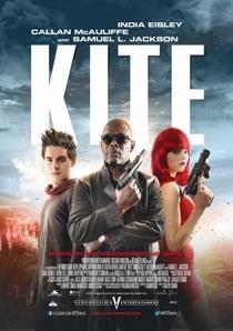 Kite: Anjo da Vingança - Poster / Capa / Cartaz - Oficial 4