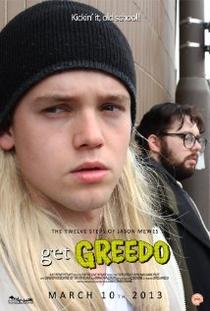 The Twelve Steps of Jason Mewes: Get Greedo - Poster / Capa / Cartaz - Oficial 1