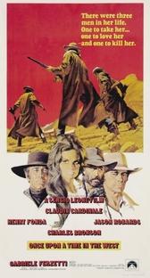 Era uma Vez no Oeste - Poster / Capa / Cartaz - Oficial 3
