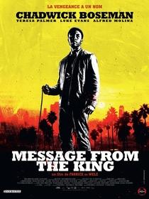 King: Uma História de Vingança - Poster / Capa / Cartaz - Oficial 1