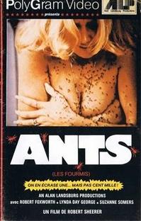 O Ataque das Formigas - Poster / Capa / Cartaz - Oficial 1