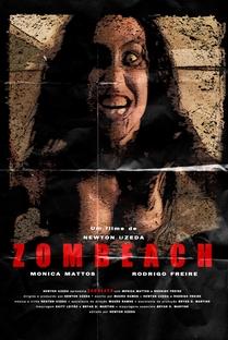 Zombeach - Poster / Capa / Cartaz - Oficial 1