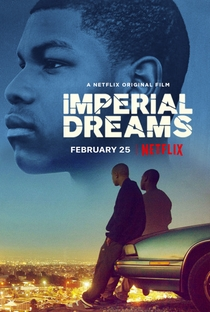 Sonhos Imperiais - Poster / Capa / Cartaz - Oficial 1