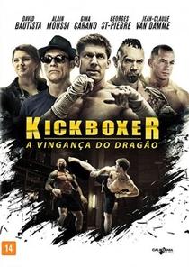 Kickboxer: A Vingança do Dragão - Poster / Capa / Cartaz - Oficial 4