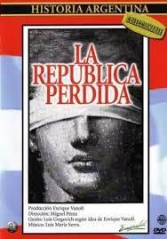 La República Perdida - Poster / Capa / Cartaz - Oficial 1