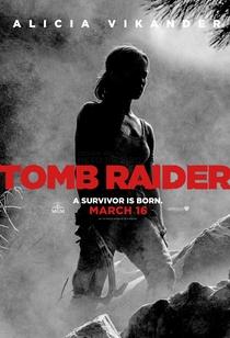 Tomb Raider: A Origem - Poster / Capa / Cartaz - Oficial 2