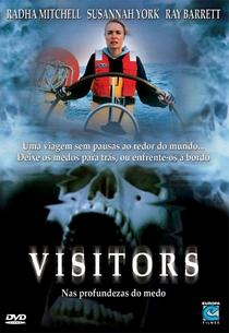 Visitors - Nas Profundezas do Medo - Poster / Capa / Cartaz - Oficial 1