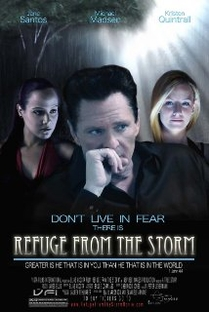 Refuge from the Storm - Poster / Capa / Cartaz - Oficial 1